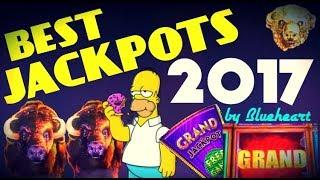 •BEST SLOT JACKPOTS in 2017•The year of GRAND JACKPOT? Slot machine JACKPOTS by Blueheart