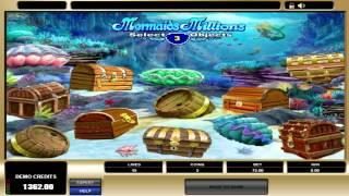 FREE Mermaids Millions ™ Slot Machine Game Preview By Slotozilla.com