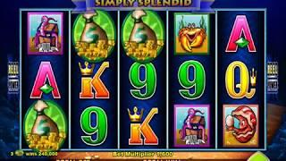 WHALES OF CASH DELUXE Video Slot Casino Game with a FREE SPIN BONUS