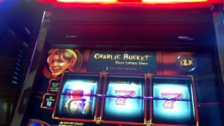 WMS Willy wonka 3 reel charlie free spins