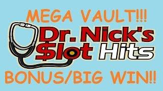 **BONUS/BIG WIN!!** - Mega Vault Slot Machine