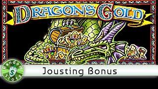 Dragon's Gold slot machine, Jousting Bonus