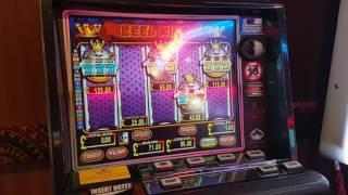 Reel King B3 Slot - 5 scroll feature!