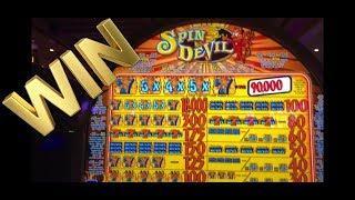 •BIGGEST JACKPOT on YOUTUBE•ON SPIN DEVIL SLOT!!! MAX BET!! CASINO GAMBLING!!