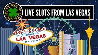 • Hotter Vegas Nights: Live Slot Play from The Cosmo with Special Guest James Arey Slots! •