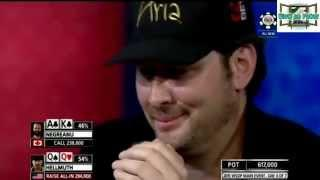Jerk move by annoying poker player free poker games governor of poker