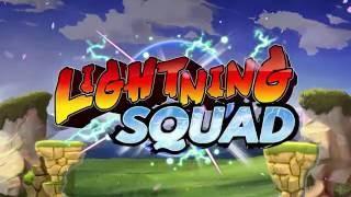 William Hill Vegas Exclusive: Lightning Squad