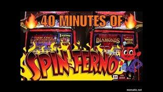 """•My Entire Spin Ferno Slot Machine Saga•""""New"""" & Old Live Play/Slot Play•"""