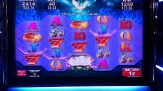 Cash Phoenix Slot Free Spin Bonus Game ($0.40 Bet)