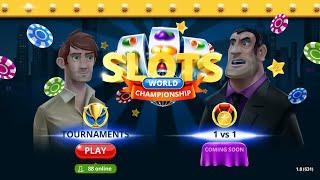 Game Slots World Championship Android/Gameplay