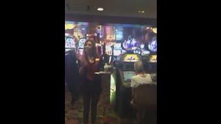Take a look inside the Binions Casino in Las Vegas - EXCLUSIVE FOOTAGE!