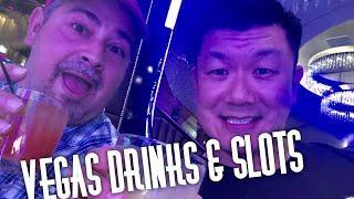 FANTASTIC!! VEGAS LIVE! PandaJockSlots & Slot Traveler Play Slots Live!