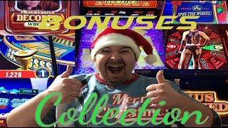 A Collection of Slot Machine Bonus Rounds and Huge Wins Vol. 11