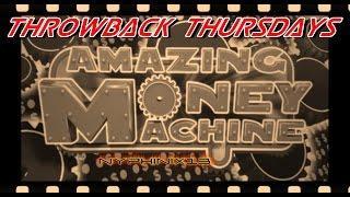 Aristocrat - Amazing Money Machine Slot Line Hits & Bonus WINS