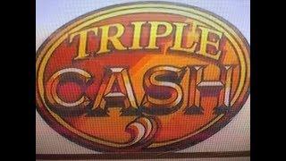 Big Win Triple Cash Dollar Slot•$ 270 free play was only $77 cash. But...  San Manuel, Akafuji Slot