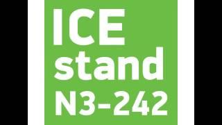 Welcom to our stand at ICE