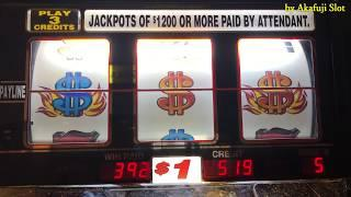 "JACKPOT ""Sixth Sense ?"" Handpay BLAZING $7$ Dollar Slot Machine, Max Bet $5 at San Manuel Casino"
