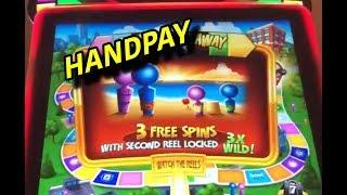 HANDPAY: Game of Life Career Day