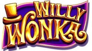 Willy Wonka Slot Machine Charlie Spins Bonus