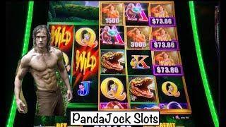 Tarzan to the rescue again! Tarzan Grand and Lotus Land. Jackpot Streams