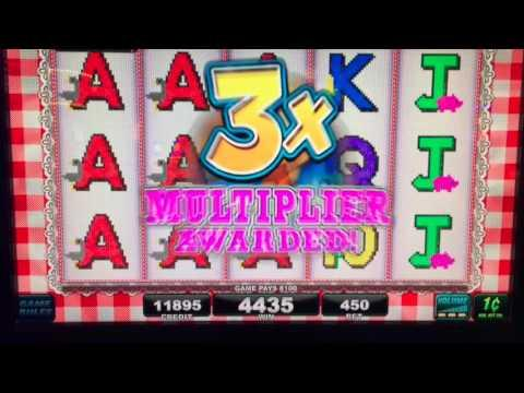 *Big WIn* King Reel Max Bet Bonus Farmers Daughter ** SLOT LOVER **