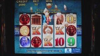 Wings Over Olympus 100X WIN w/ RETRIGGER Slot Machine Bonus Round Free Games