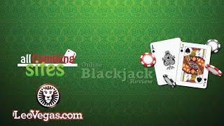 Play Blackjack At Leovegas And Strategy Howto Play