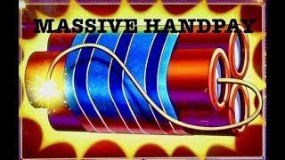 MASSIVE HANDPAY • LOCK IT LINK EUREKA REEL BLAST •NEW LOTERIA SLOT MACHINES MGM SPRINGFIELD