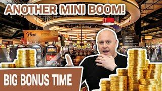 ⋆ Slots ⋆ Another MINI BOOM! ⋆ Slots ⋆ You'll Never See HIGH-LIMIT SLOTS Like This!