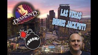 • Big Diamond Queen Victory For The Raja   The Cosmopolitan Casino •