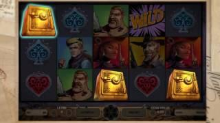Wild Wild West: The Great Train Heist Online Slot from NetEnt