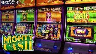 Mighty Cash Big Money Slot Machine from Aristocrat