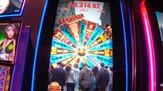 The Walking Dead Live play with BONUS and features Max Bet slot machine