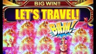 • • BIG WINS • $6 MAX BETS & HIGHER • SLOT MACHINE BONUS WINS | Slot Traveler