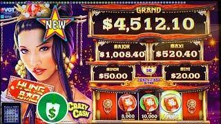 Hung Bao Crazy Cash Class II slot machine, bonus