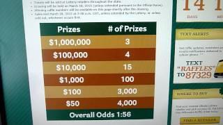 St. Patrick's Day Raffle - Illinois Lottery