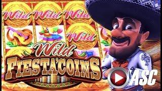 •EXTRA EXTRA BONUS WILDS• WILD FIESTA' COINS • LOVE IT OR HATE IT? Slot Machine Bonus