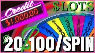 • Massive Streak of HIGH LIMIT LUCK! • • Slot Machine Fruit Machines w Brian Christopher #AD