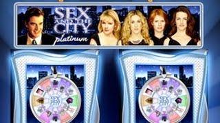 Sex In The City Platinum Slot Machine-Three Bonuses!