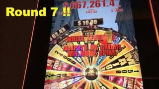 •The Walking Dead Slot machine• BIG LINE HIT & FUNNY BONUS GAME WIN• $2.25 Bet