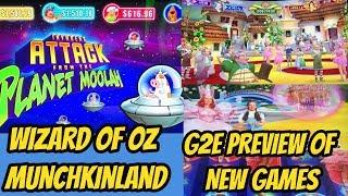 NEW SG GAMES-MUNCHKINLAND-INVADERS ATTACK FROM THE PLANET MOOLAH