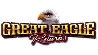 F OFF Friday WMS Great Eagle Returns $4 Max Bet Bonus Free Spins