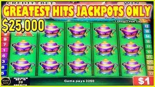 OVER $25,000 | HUGE JACKPOTS • GREATEST HITS • KONAMI HIGH LIMIT SLOT MACHINE