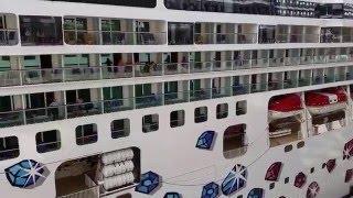Norwegian Gem Cruise Ship 2016