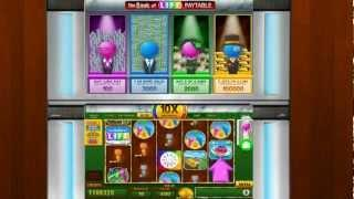 Bank Of LIFE Paytable Feature From THE GAME OF LIFE Slots By WMS Gaming
