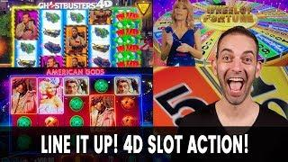 • 4D Slot Action! American GODS Bring Me Joy • SO DOES LOUISIANA!