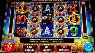 High Hits Slot  - ULTIMATE BONUS TRIGGER - Big Win!