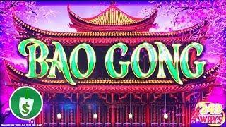 Bao Gong Class II slot machine