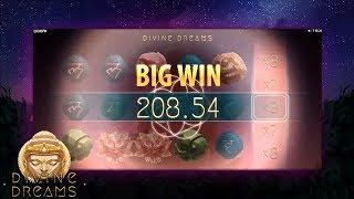 Divine Dreams Online Slot from Quickspin