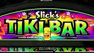 Slick's Tiki Bar slot machine ~ www.BettorSlots.com